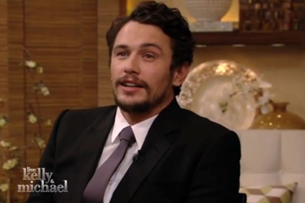 Actor James Franco really did try to pick up a 17 year old girl
