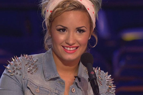 Nude Demi Lovato pics have leaked online!