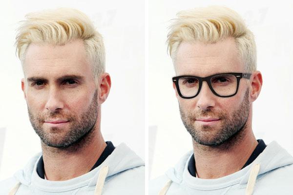 Last year's Sexiest Man Alive, Adam Levine