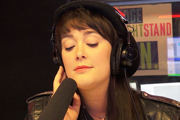 Ginny Blackmore covers Sam Smith's 'Stay With Me' live on The Edge and blows us all away