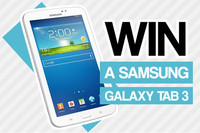 Competition:Be in to win a Samsung Galaxy Tab 3 with Music Lab