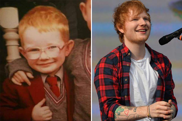 How cute are these celebs when they were babies?