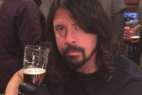 Image: Foo Fighters' Facebook page