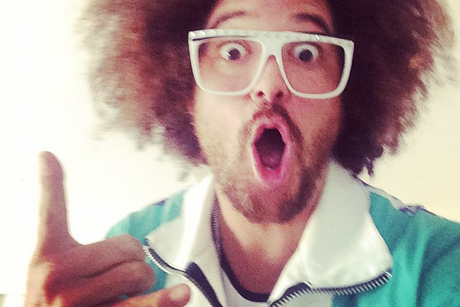 Instagram @redfoo