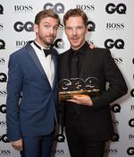 Dan Stevens & Benedict Cumberpatch - AAP Images