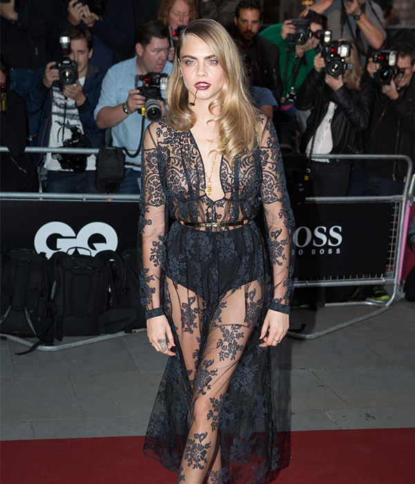 Cara Delvigne - AAP Images