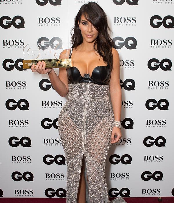 Kim Kardashian - AAP Images