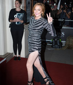 Lindsay Lohan - AAP Images