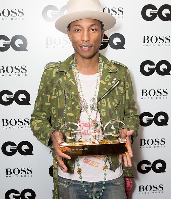 Pharrell - AAP Images