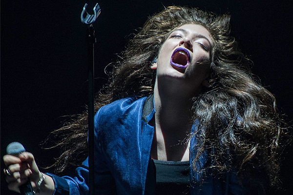 Lorde releases stunning new single