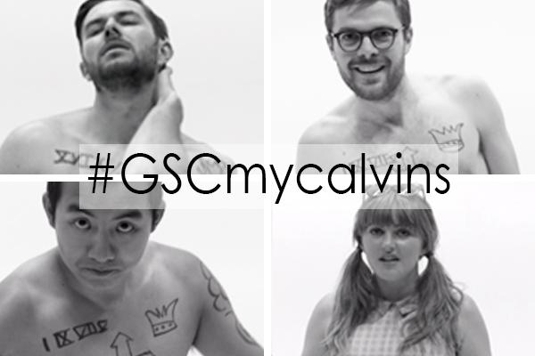 #GSCmycalvins