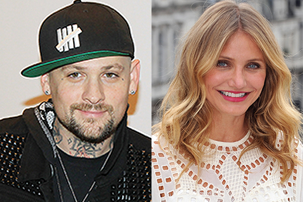 Cameron Diaz marrying Benji Madden today!