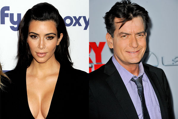 Charlie Sheen apologises to Kim Kardashian for Twitter rant