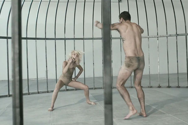 Sia's Elastic Heart video is here!