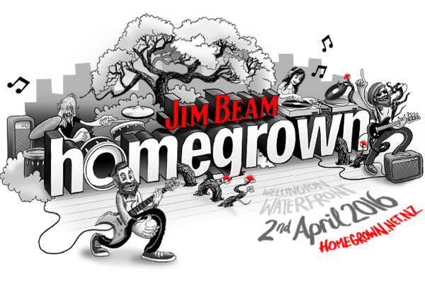 The Edge Brings You Jim Beam Homegrown 2016