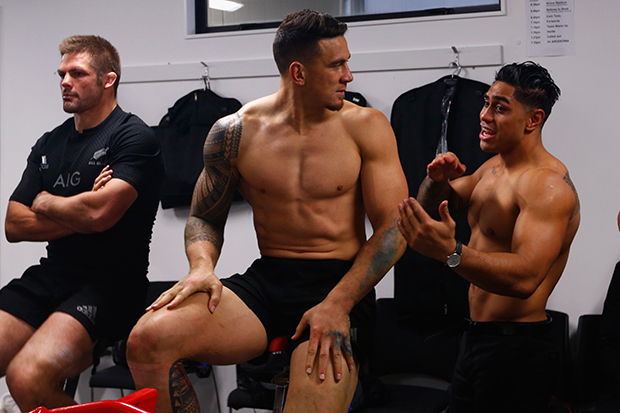 Sonny Bill Williams Image: Getty