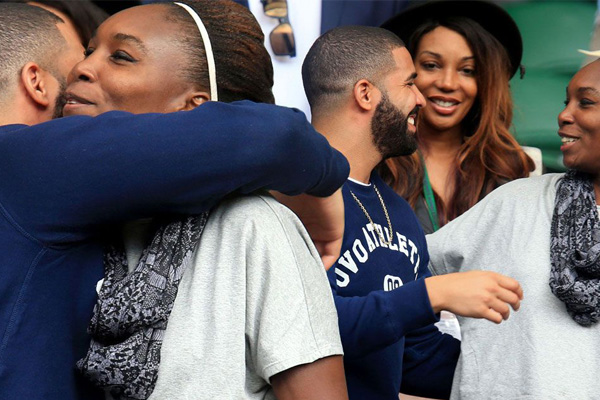 Serena Williams and Drake are expecting a baby together