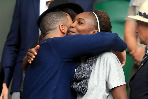 Drake and Serena Williams just got engaged, according to tennis pro Vicky Duval