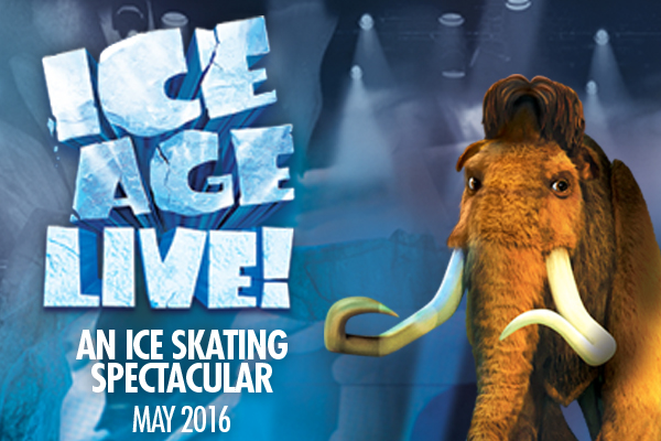 Ice Age LIVE - A Mammoth Adventure!