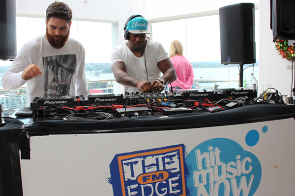 PHOTOS: The Edge VIP Rooftop Party with RUDIMENTAL