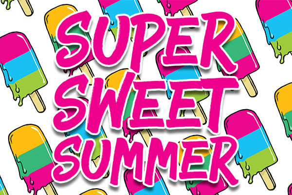 LISTEN: The #EdgeSuperSweetSummer playlist of 2015