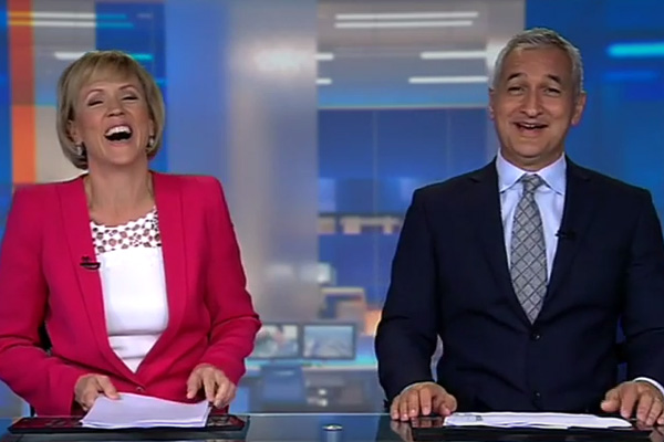 VIDEO: The best news bloopers from NZ in 2015