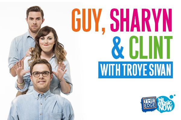 Guy, Sharyn & Clint talk nipples with Troye Sivan