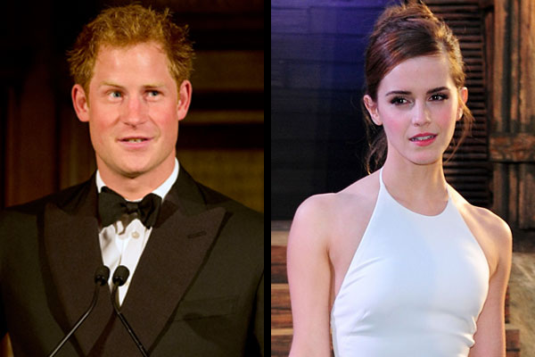 Are Prince Harry and Emma Watson dating?