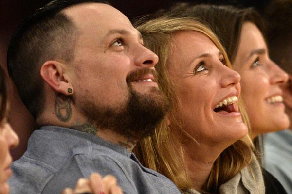 Benji Madden gets wife Cameron's name tattooed