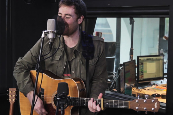 Jamie Lawson performs 'Wasn't Expecting That' live at The Edge