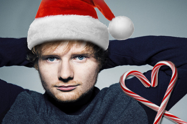 The Edge welcomes back Ed Sheeran for a Christmas stadium show
