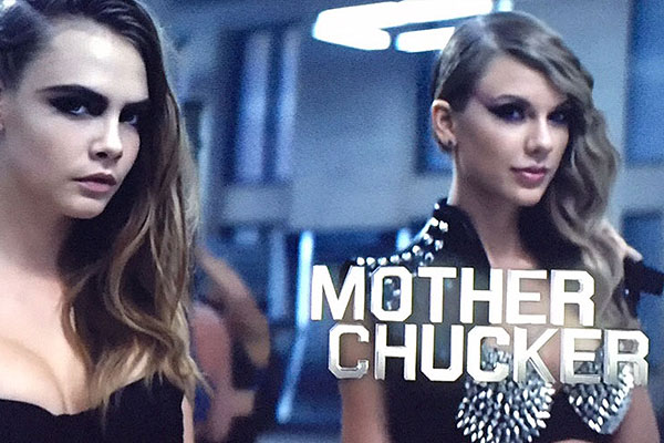 15 Times Taylor and pals slayed in the Bad Blood Video