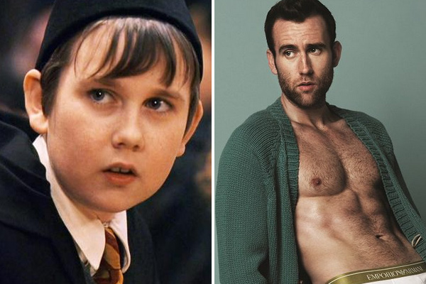 The best reaction to Neville Longbottom's hot photoshoot goes to J.K. Rowling