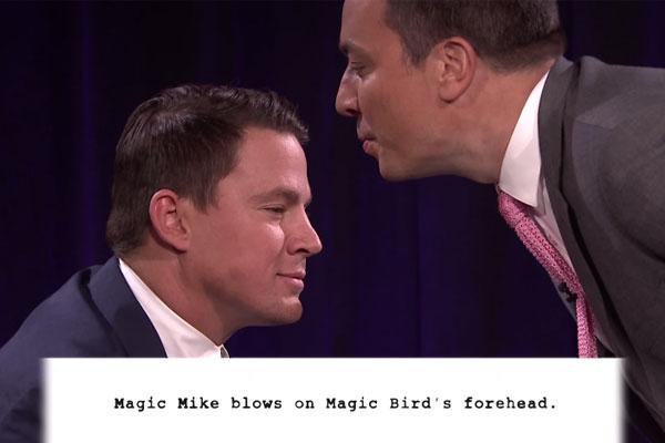 If 'Magic Mike' was written by School Kids