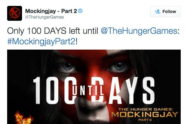 'Hunger Games' promo accidentally reveals a very NSFW message