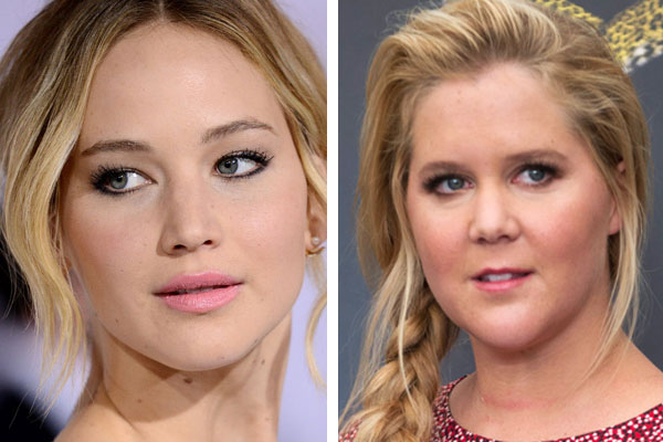 Amy and JLaw are making our dreams come true