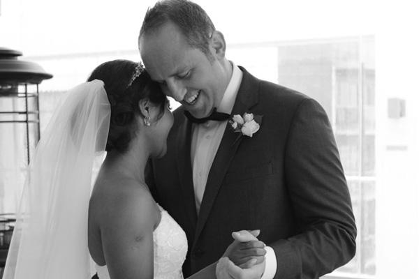 Photos of Aaron and Sade's Wedding - part 2