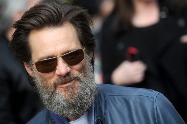 Jim Carrey's girlfriend found dead