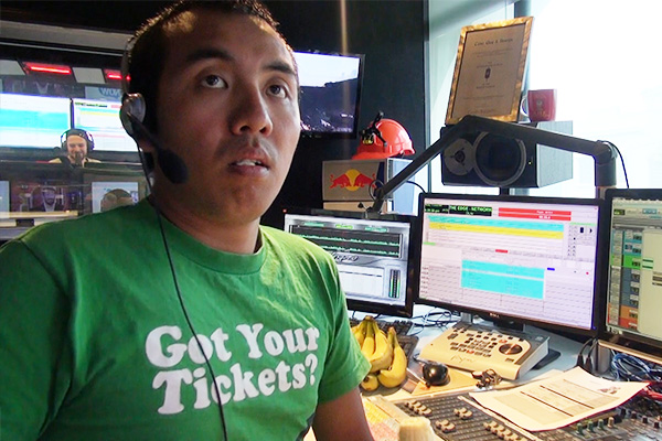 VIDEO: GSC force Chang to eat 40 bananas