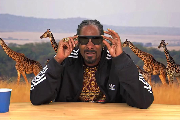 Snoop Dogg narrating 'Planet Earth' is is pretty much the greatest thing ever