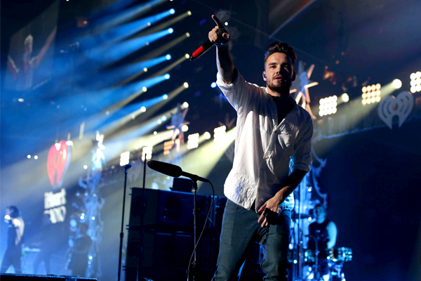 Liam Payne just teased his first song WITHOUT One Direction