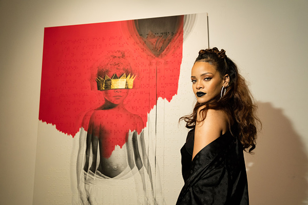Rihanna's first single from ANTI is here!