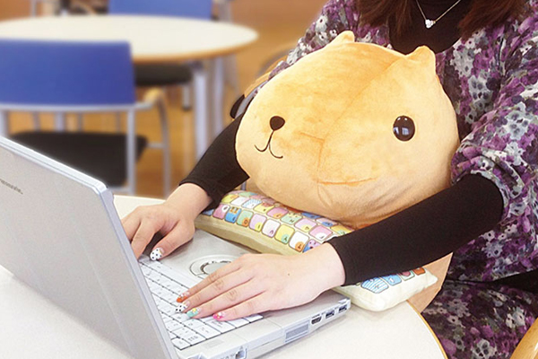 These CUTE AF lap buddies will keep you company while you work