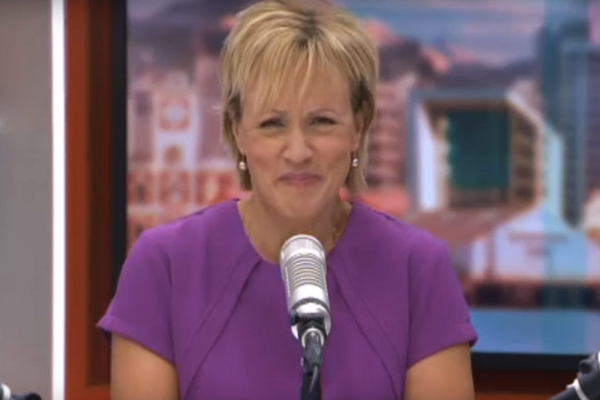 Hilary Barry makes public apology for 'poo' joke