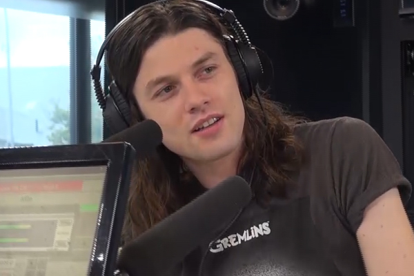 WATCH: JDR catch up with James Bay
