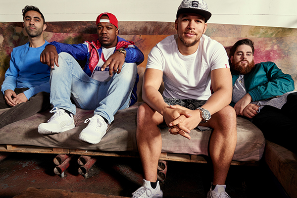 The Edge presents Rudimental LIVE in NZ!