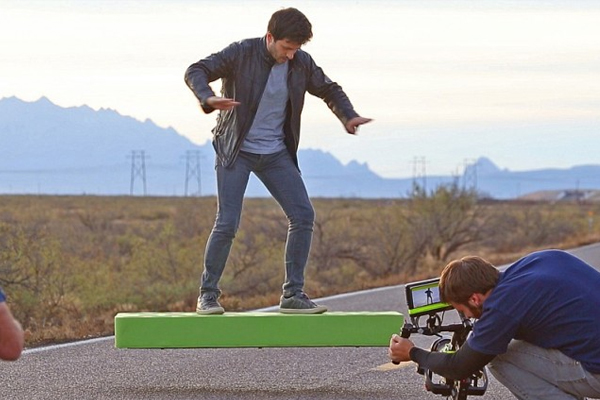 Real hoverboards that can ACTUALLY fly are set to be released THIS YEAR