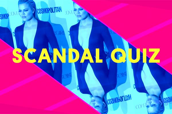 The Edge Scandal Quiz