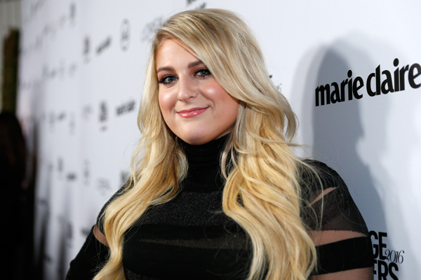 Meghan Trainor doesn't look like THIS anymore!