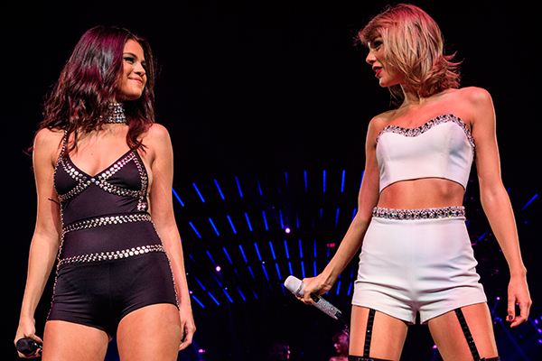 REVEALED: Taylor Swift and Selena Gomez to release DUET together